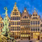 Navidad en Flandes Amberes