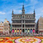 Bruselas y Navidad