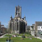 Ciudad Gante en Bélgica