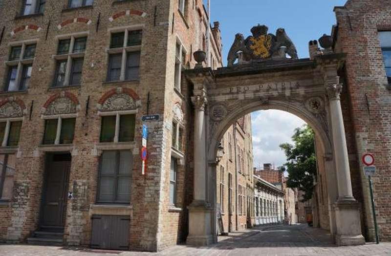 Hotel Martin's Brugge Flandes
