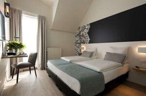 Hotel Martin's Brugge Flandes Habitación