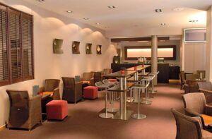 Bar Hotel Martin's Brugge Flandes en Brujas
