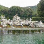 Fuente Reggia di Caserta en Nápoles