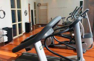 Gym - Novotel Suites Reims Centre