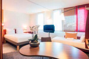 Habitación - Novotel Suites Reims Centre