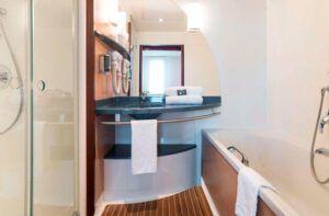 Baño - Novotel Suites Reims Centre