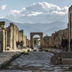 Pompeya y el Monte Vesubio