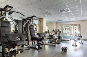 Gym- Hotel Royal Continental
