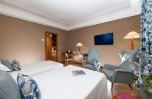 Habitación - Hotel Royal Continental
