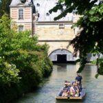 Paseo Nau y Mau Reims